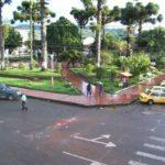En Sevilla de nuevo: Parque Uribe