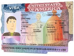 Visa a USA