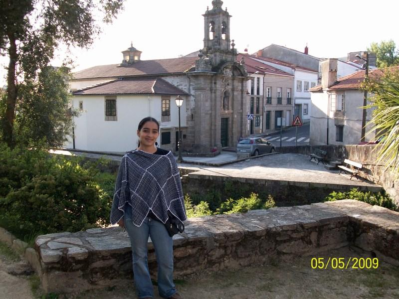 Vivir en Galicia: Caminando por Compostela