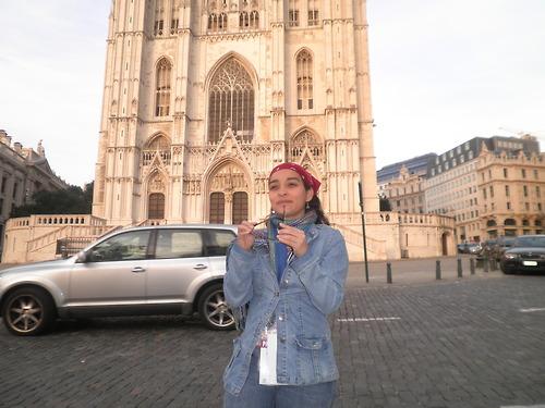 Diana en Bruselas