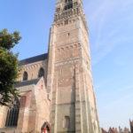 Iglesia en Brujas