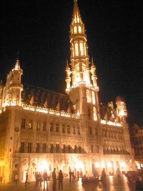 Bruselas Iglesia