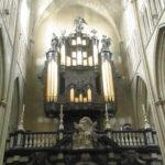 Organo en Brujas