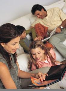 Hablando de no tener hijos: Familia reunida
