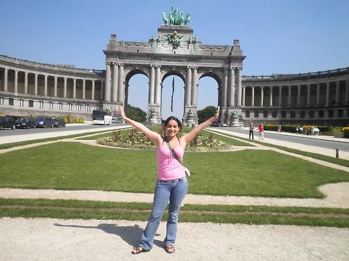 Recorriendo Bruselas