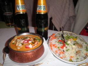 Restaurante Hindu