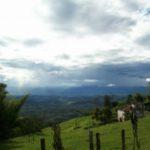 Vista del Valle del Cauca desde Sevilla