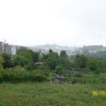 Lluvia en Compostela