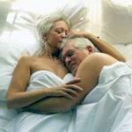 Sexo entre personas mayores