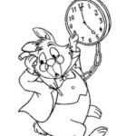 Conejo Reloj