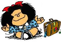 Maletas de Mafalda