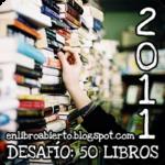 Desafío: 50 libros en el 2011