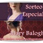 Sorteo de dos libros de Mary Balogh