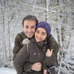 Jaime y Diana en Polonia