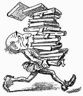 Libros hasta el cuello