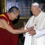 Dalai Lama y Juan Pablo
