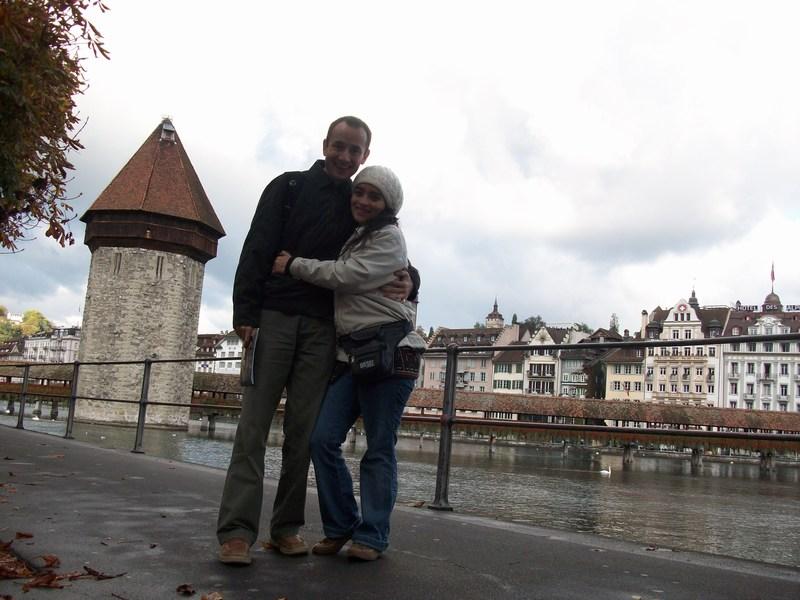 Primer viaje a Suiza (octubre 2009)