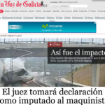Tren Descarrilado Compostela lavozdegalicia.es
