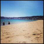 Playa de Riveira - Instagram