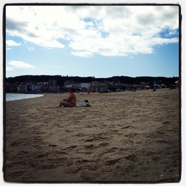 Playa en Riveira - Instagram