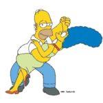 Los Simpson Bailando