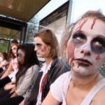 Cara de Zombie